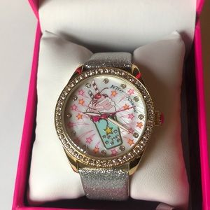 Women's Betsy Johnson watch